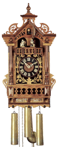 2002 Rombach & Haas Cuckoo Clock of the Year