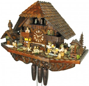 2009 Schwer cuckoo clock of the year