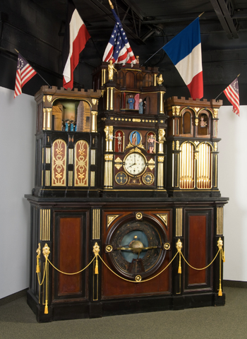 The National Watch and Clock Museum