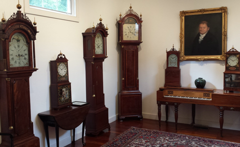 The Willard House and Clock Museum