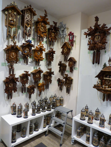 Cuckoo Clock Center Black Forest Germany