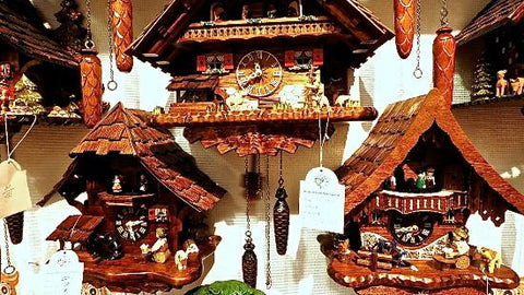 House of Black Forest Cuckoo Clocks