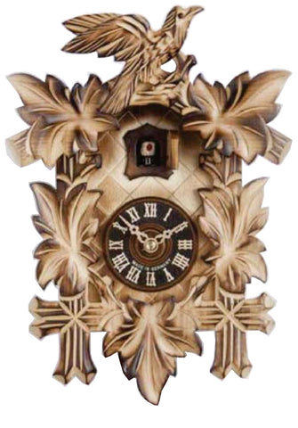 Hones 1 Day Burnt Edge Cuckoo Clock 100/2GE