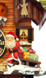 "Hones 9"" 1 Day Chalet 1224 Cuckoo Clock"