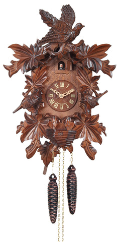 Engstler 1 Day Bird and Nest Cuckoo Clock 13-16