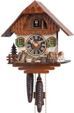 "Hones 10"" 1 Day Chalet 1750 Cuckoo Clock"