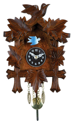 German Quartz Novelty Cuckoo Clock 2130Q-07