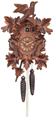 Engstler 1 Day Carved Cuckoo Clock 33-16