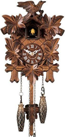 "Hones 10"" Quartz Cuckoo Clock 412Q"