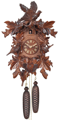 Engstler 8 Day Carved Cuckoo Clock 821-17