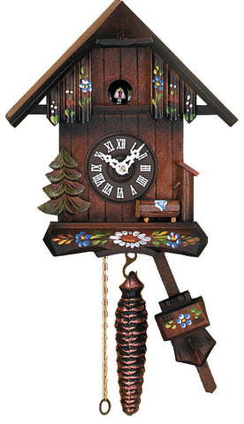 Engstler 1 Day Cottage Cuckoo Clock 986-08