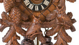 "Hones 16"" 8 Day Carved 8710/4 Cuckoo Clock"