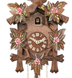 Engstler 1 Day Carved Cuckoo Clock 11-09P