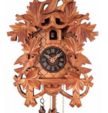 Engstler 1 Day Bird and Leaf Cuckoo Clock 17-10L
