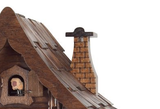Engstler Chalet Cuckoo Clock 1 Day Wood Chopper 36-12
