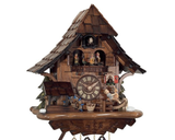 Engstler 1 Day Musical Cuckoo Clock MD464-14