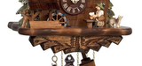 Engstler 8 Day Musical Cuckoo Clock MD462-14