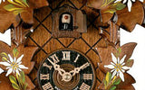 "Hones  14"" Quartz Carved 353Q Cuckoo Clock"