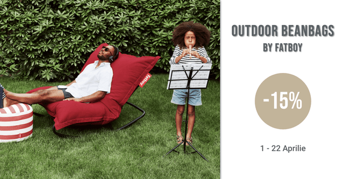 Outdoor Beanbags Fatboy - Sale