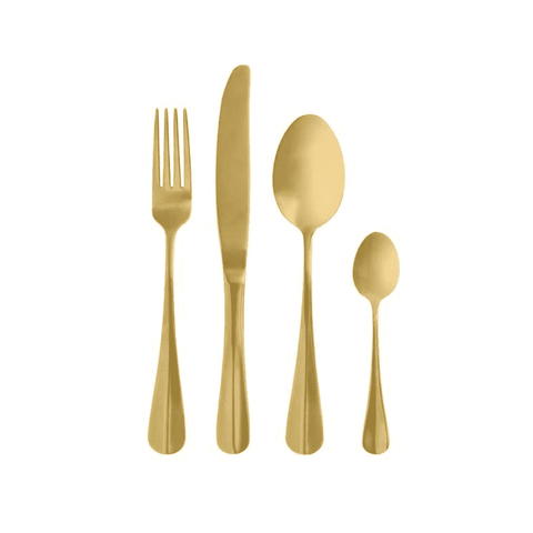 Set Tacamuri GOLD (set 4) Nordal