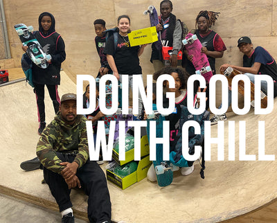 Doing Good with Chill Foundation