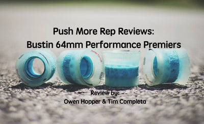 Push More Rep Review: 64mm Performance Premiers