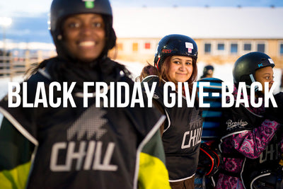 Black Friday Give-Back Event