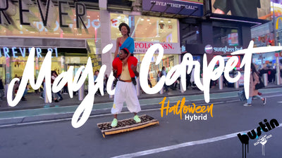 Magic Carpet Hybrid w/ Kiefer & Emily