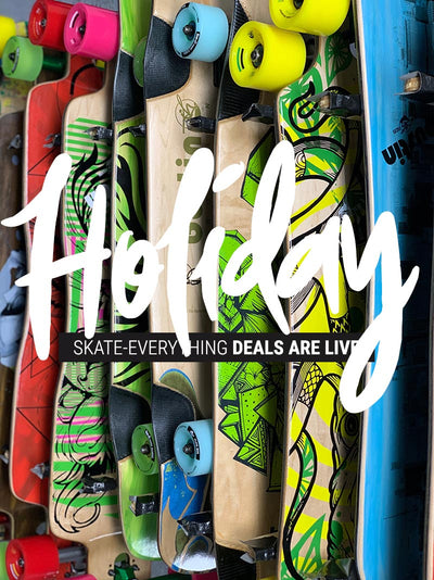 New Holiday Deals & Golden Ticket Program