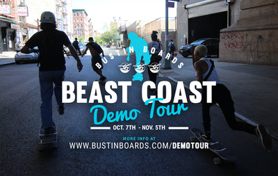 The 'Beast Coast Demo Tour' is ON