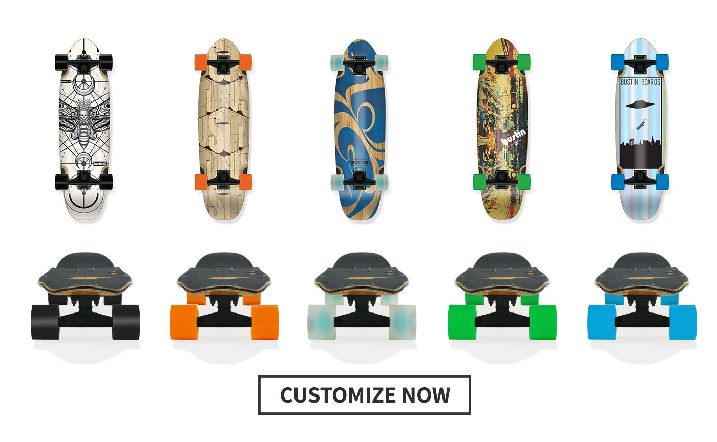 bonsai custom longboard builder