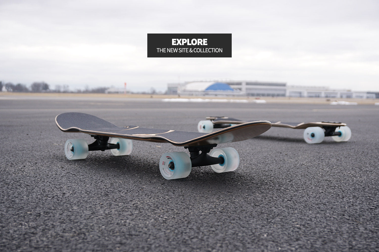 explore the new bustin boards website and (e)core lineup