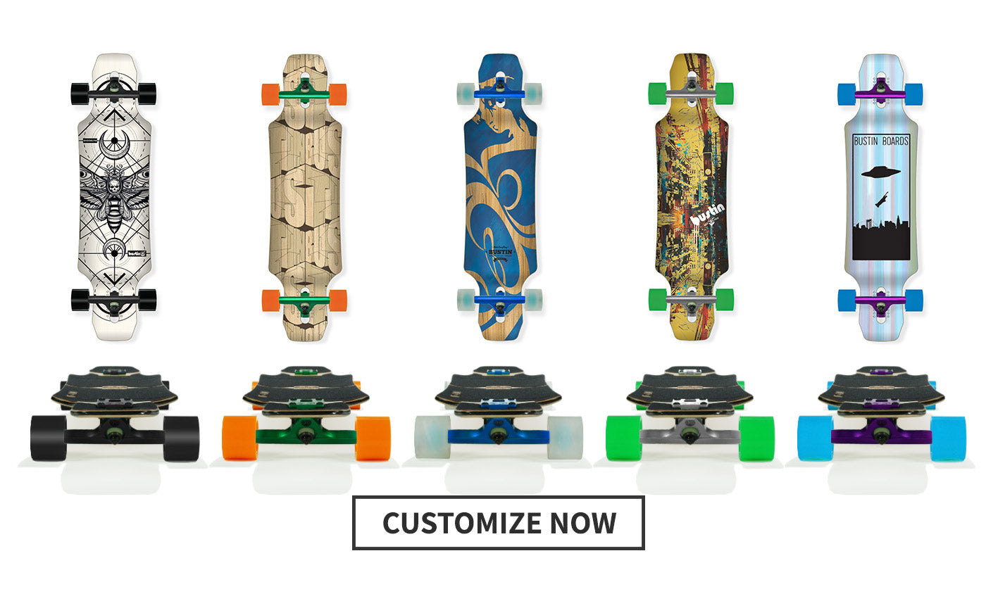 maestro mini custom longboard builder