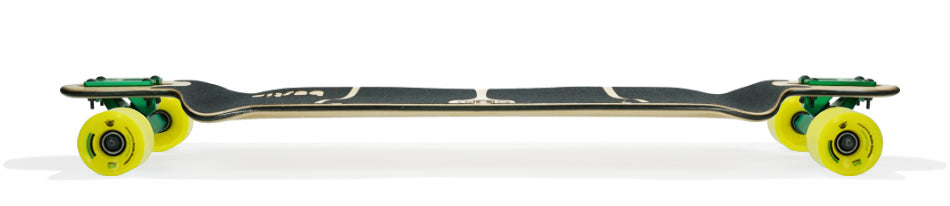 nobach longboard side view