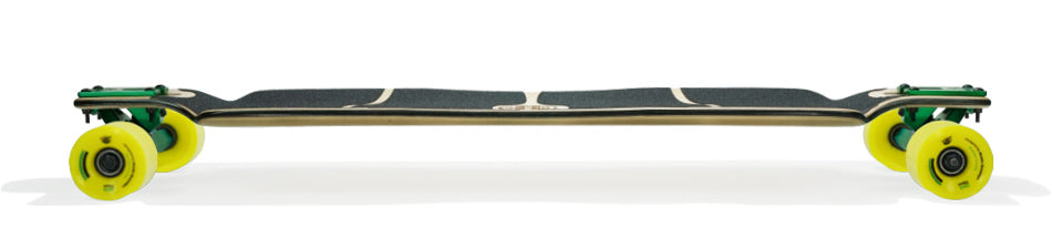 sportster longboard side view