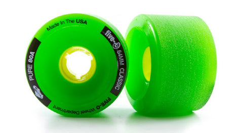 64mm Classic Green - Five-O™ Wheels