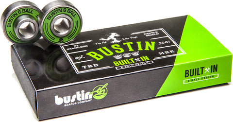 6-Ball Built-In Bearings - Bustin Boards Co.™