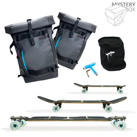 One Bag + Board Box