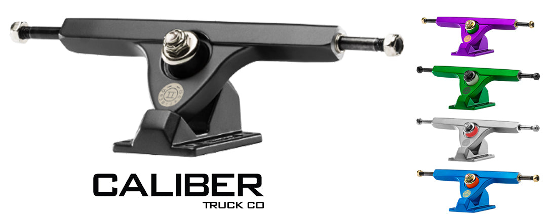 Caliber II 180mm 50° - Caliber Truck Co.™ (5 colors)