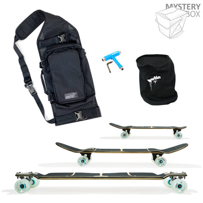 Ninja Bag + Board Box