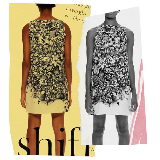 Shift Dresses