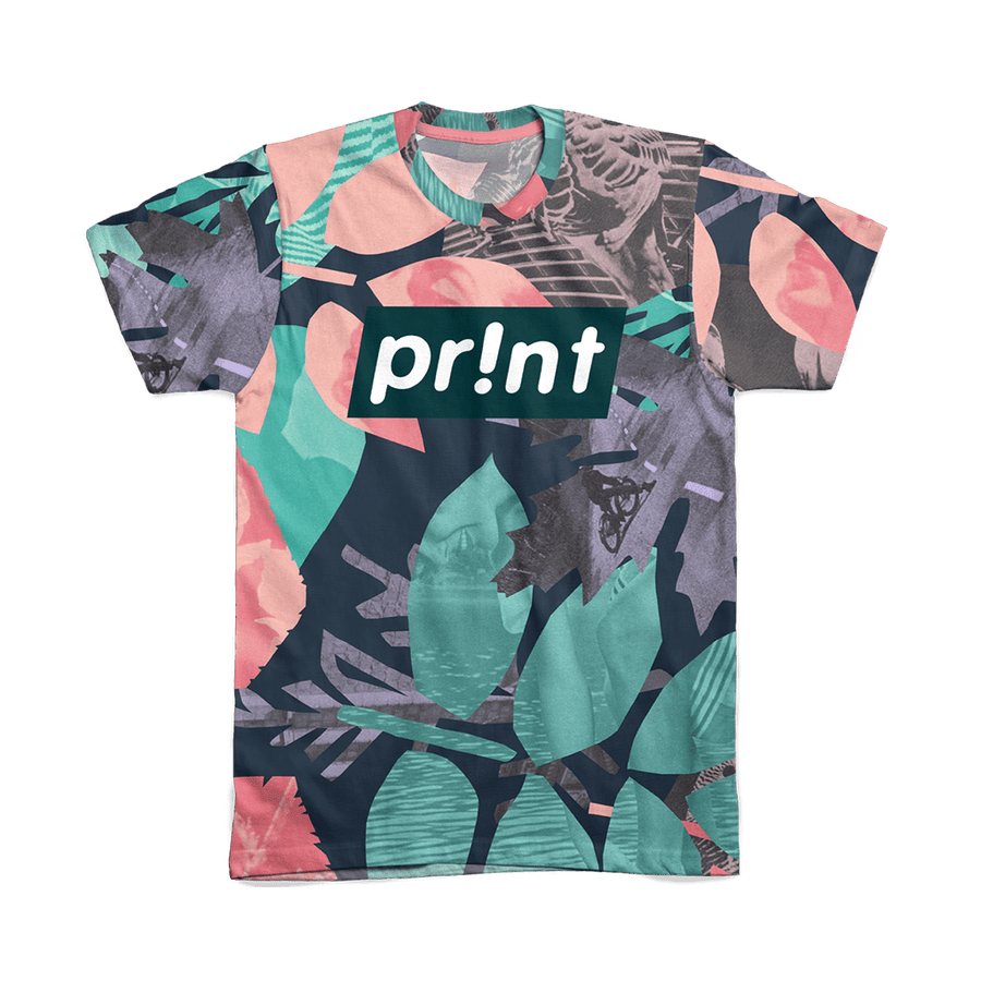 Men's Full Print T-Shirt