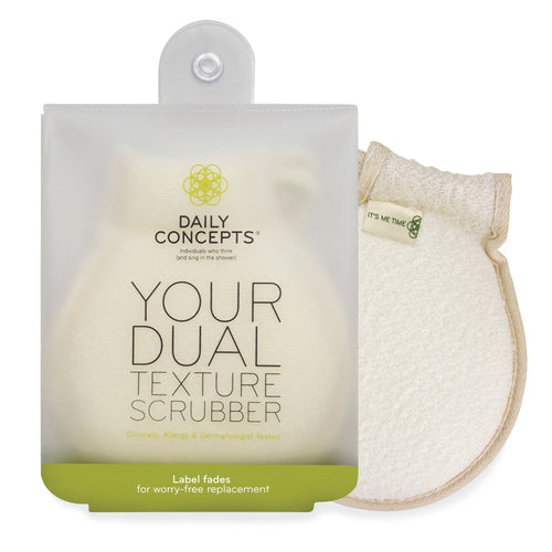 Dual Texture Scrubber