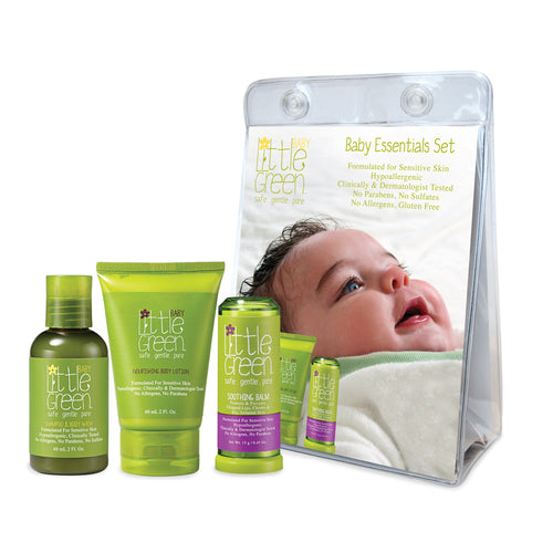 Baby On-the-Go Essentials Set