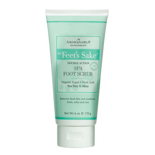 Double Action Spa Foot Scrub