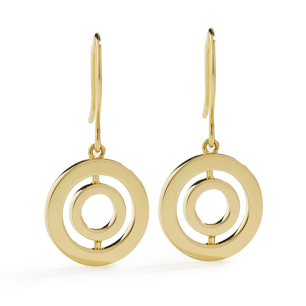 ANELLO EARRINGS - 18K YELLOW GOLD