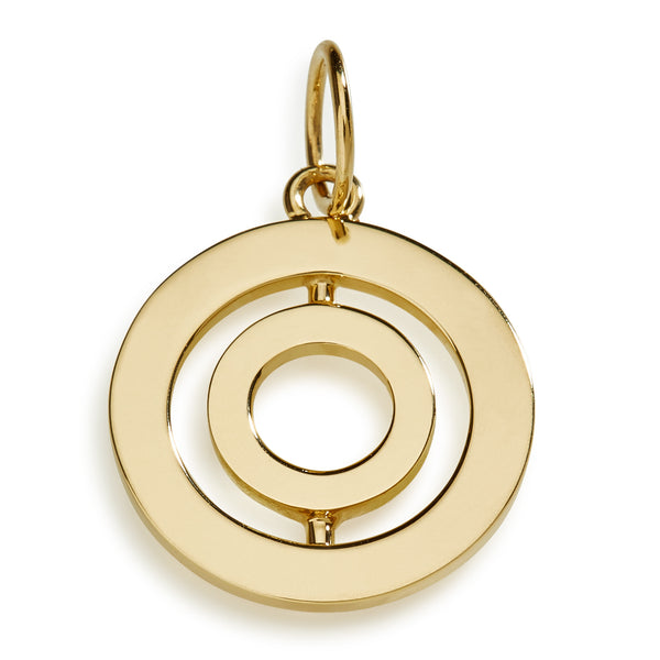 ANELLO PENDANT - 18K YELLOW GOLD