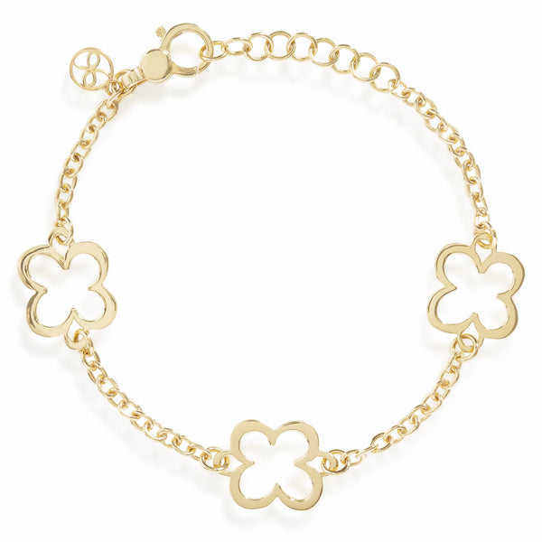 FIORE SMALL CHAIN BRACELET