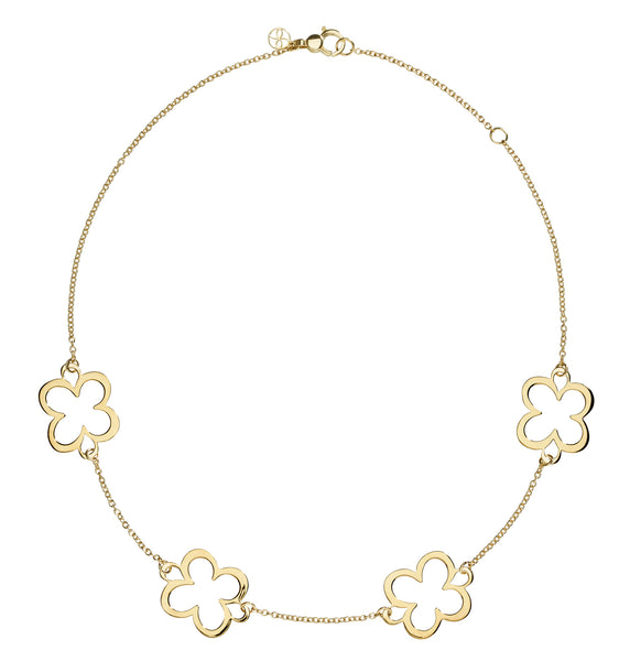 FIORE LARGE CLASSIC CHAIN NECKLACE