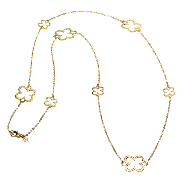 "FIORE 37"" CLASSIC CHAIN NECKLACE"